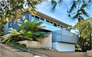 Modern Real Estate Property