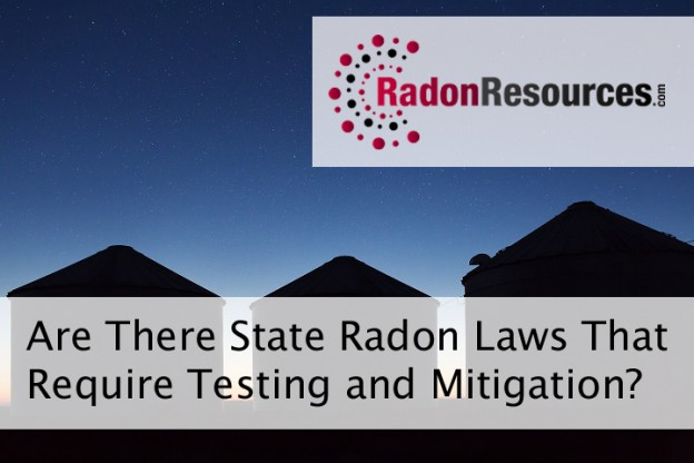 State Radon Laws featured