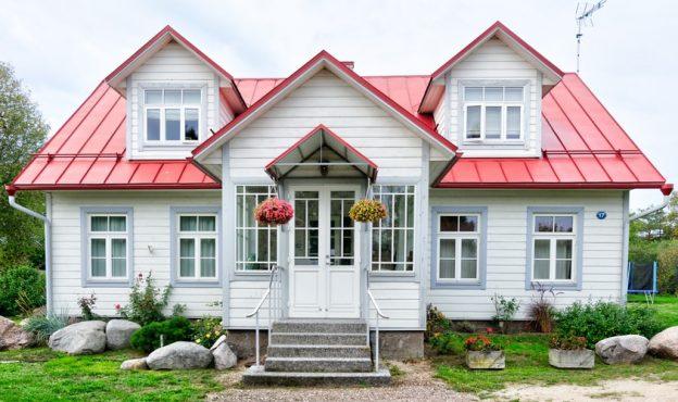 radon levels vacant home